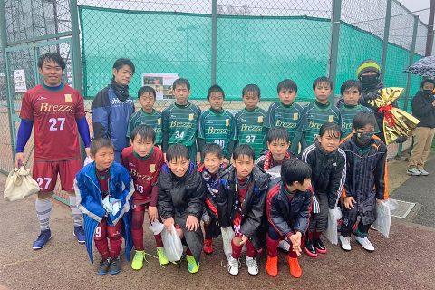 2021年3月21日(日) 第12期生 卒団記念サッカー大会を実施!