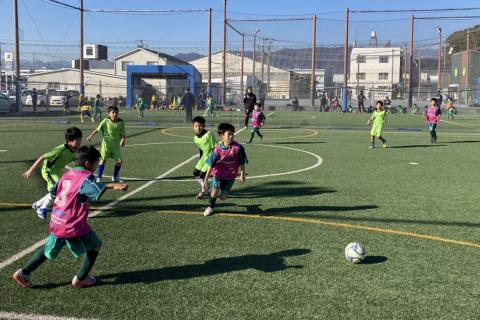 2021年4月 2021-2022横浜KIDS杯フットサルリーグU-10 へ参加決定!