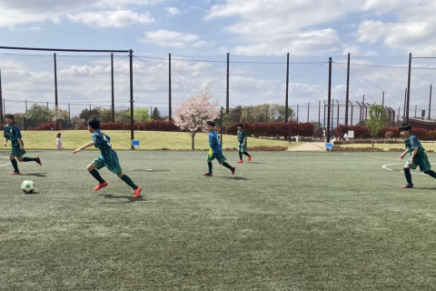 2021年4月10日 FⅭレガーレ招待 ミニサッカー大会U-12 組み合わせ