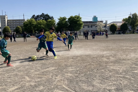 2021.04.10 5・6年生 FCレガーレ招待ミニサッカー大会 U-12