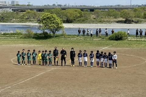 2021.04.11 5・6年生 JFA U-12前期リーグ 第1節・2節