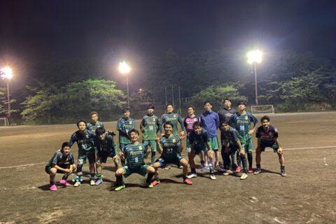 2021.05.23 トレーニングマッチ vs FC PASSIONE(秦野市・県3部リーグ)