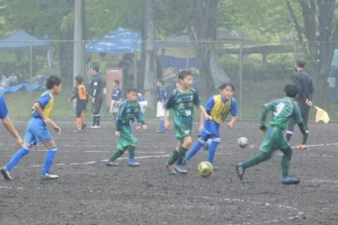 2021.04.17 5・6年生 JFA U-12前期リーグ 第3節・4節