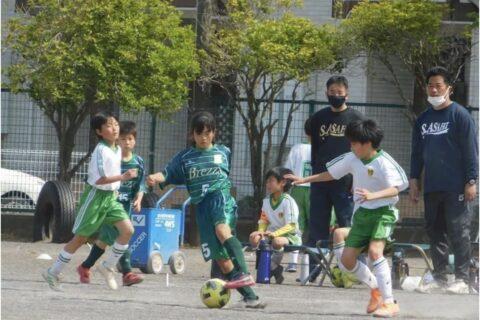 2021年度JFAトレセン神奈川U-12(女子)に、牧野希望ちゃんが選出されました!
