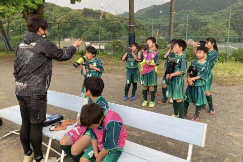 2021.05.01 5・6年生 練習試合 vs 上南SC U-11