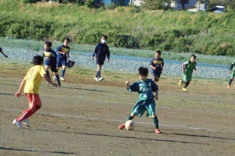 2021.05.04 5・6年生 練習試合 FCグラシア相模原招待 U-12