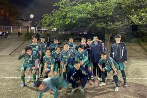 2021.04.25 練習試合 vs FCグラシア相模原セカンド(県3部リーグ)