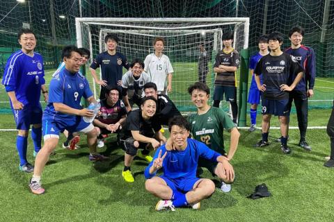 2021.05.16 練習試合 vs Amistad FC(神奈川県3部リーグ)