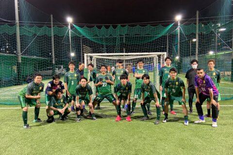 2021,05.30 トレーニングマッチ vs FCグランディール(川崎市)