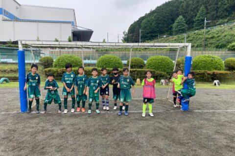 2021.06.06 3・4(・5)年生 練習試合 vs 南大野SSS U-10