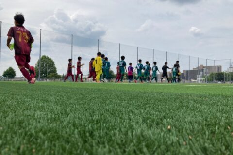 JFA U-12サッカーリーグ後期・県央地区Gブロック 日程&全試合結果