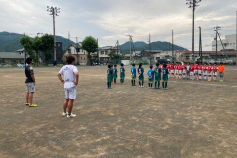 2021.06.13 5・6年生 練習試合 vs 小松原SC(座間市)