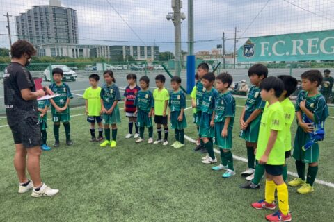 2021.08.29 2・3・4(5)年生 練習試合 vs OSジュニアU-10(相模原市)