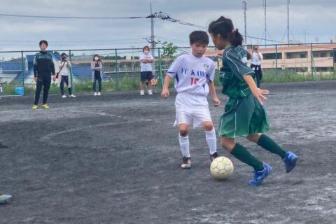 2021.09.05 横浜KIDS杯フットサルリーグUー10 第3節 vs YOKOHAMA FC川井(勝11-1)、第4節 vs 高津FC(勝11-1)、第5節 vs OSジュニア(勝7-1) 3・4(5)年生